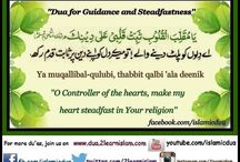 morning and evening duas