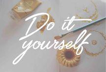 DO IT YOURSELF . MBMC / Toutes les étapes de nos DIY sont à retrouver sur http://madamebricolemonsieurcuisine.fr