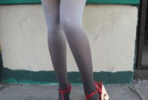 Gradient Tights / by Legwear Fashion