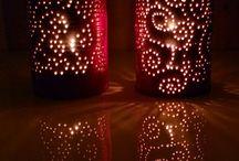 tincan luminaries