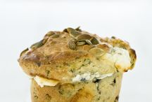 Olive and feta bread