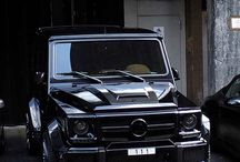 Fast and wild vehicles / G-Wagon 63AMG