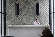 Hotels / Hotel's interiors
