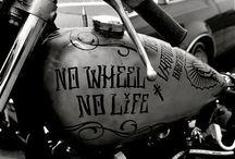 Just sayin' about bikes / Motorcycle sayings