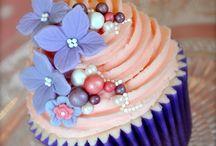 Cupcakes, muffiny / Muffiny inspirace, recepty, zdobení