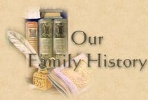 Family History / by Garie Lyn Short
