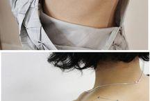Ink / by Trina Cardamone