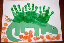 Teachy Teach- Dinosaur Day