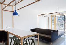 Interior flats