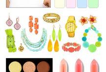 Light spring (color analysis)