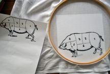 Kitchen Crafts / by Ellen