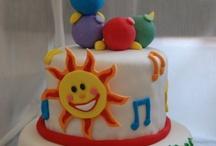 baby einstein cakes