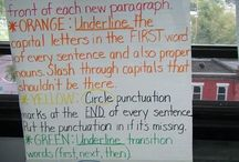 Literacy- Editing / by KinderTeacher