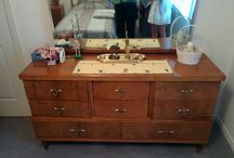 Available Free Items / Furniture and trinkets from my grandparents' house, the street, etc