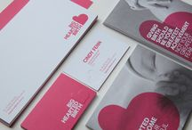 Big Hearted Birth Branding / Big Hearted Birth teaches pregnant woman and birth partners hypnobirthing skills and techniques for a calm, positive, fulfilling and informed birth.   We created a simple brand mark that encapsulates the 3 main components of what they do. Can you spot the heart, pregnant belly and the letter 'b'?