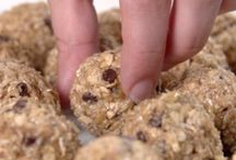ENERGY BALL/HEALTHY COOKIE RECIPES