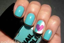 Just NAIL It / Would so do this!  / by Isac N Esme Martinez-Espinosa