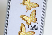 elegant butterfly punch stampin up