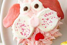 Cakes & Cupcakes & Cheesecake / by Kathy Thomas