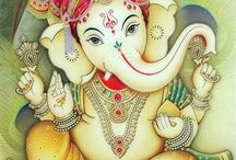 Ganesha / I love Ganesh, here is my ever expanding collection of Ganesh images. Om Gum Ganapatayei Namaha!