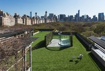 Best Rooftops in NYC / Get the best vantage points in NYC from way up high! Take in the scenery and beauty from the rooftops. We've compiled some favorites and famous landmarks, some of which are included in New York CityPASS.  / by CityPASS