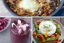 Breakfast- Healthy / A collection of light and healthy breakfast recipes.