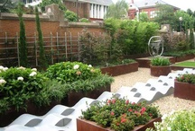 Carola Vives - jardines  / Muestra de algunos de los trabajos realizados.
