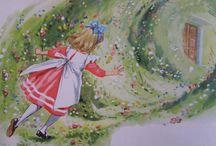 Alice in W:Art/Libico Maraja / Alice in wonderland (illustrator)