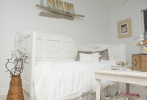 Old door daybeds / by Raydra Hall