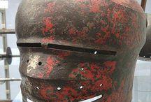 Armes et armures médiévales