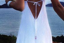white dresses for summertime