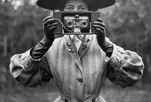 Women & Men with Cameras