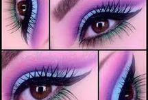 ♥FANCY♥ Eyes, Makeup, Lips, Blush, FIngerNails,