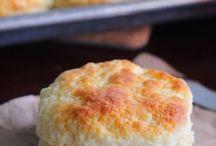 Bakingpowder biscuits