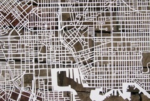 City Mapping / Mapping of Cities