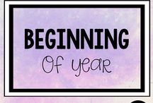 Beginning of the School Year /  Back to school lesson plans, ideas, activities, and projects to make going back to school fun and exciting for teachers and students. Suitable for Pre K-5th and SLP classroom students.|SLP|Elementary Education|Elementary Activities| Lesson Plans|Back to School| #SLP #Elementary Education #BackToSchool