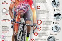 idolos del ciclismo
