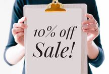 10% off Sale on Wedding Favors at Tea and Becky!