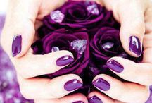 All things PURPLE / by Carrie Strickler Osborn