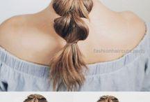 Mykah hair