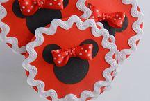Marusya birthday / Minni Mouse style