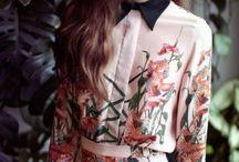 Flora in Fashion / by Bria Lena