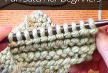knitting for newbee