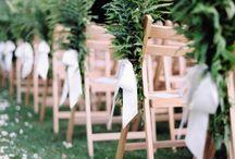 ceremonia rustykalna/ romantyczna
