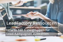 Leadfactory How to's
