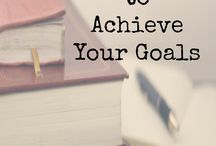 MBC Goal Setting / Goal Setting tips from the Morning Business Chat blog - How to set effective goals business goals - How to stay focused on your goals and how to achieve your goals.