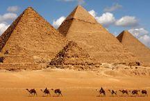 Piramides Egypte