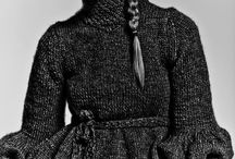 Haute Couture Knitwear / Only the best in knitwear design...