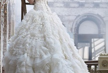 Wedding dress / Ready wedding dress