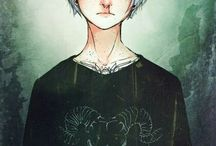 """Tokyo ghoul / ~ """"What's wrong isn't me. What's wrong is the world."""" ~"""
